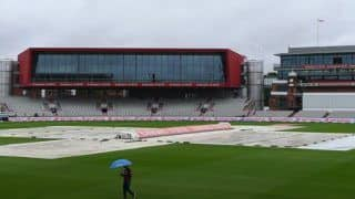 Manchester Weather ENG v PAK 1st T20I: Rain to Play Spoilsport?