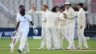 Eng v WI 2nd Test: Ben Stokes Stars as Hosts Beat Windies by 113 Runs at Old Trafford to Level Series 1-1