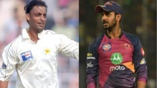 IPL 2020: Manoj Tiwary Slams Former Pakistan Cricketers Shoaib Akhtar, Waqar Younis For Their Comments on 'ICC Deliberately Postponing T20 World Cup' | POST