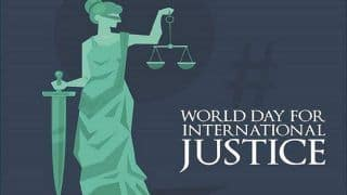 World Day For International Justice 2020: History And Significance of The Day