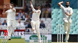 'पेसर जसप्रीत बुमराह की अगुआई वाला गेंदबाजी अटैक किसी भी बल्लेबाजी क्रम को तहस-नहस कर सकता है'