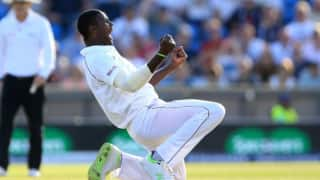 Icc test rankings jason holder moves up to 2nd spot in the list of bowlers 4084843