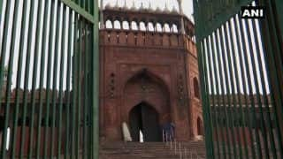 Unlock 2.0: Delhi's Jama Masjid Reopens For Public 3 Weeks After Being Shut Due to COVID