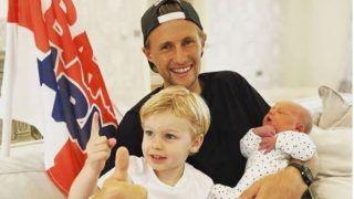 इस बल्लेबाज के घर फिर गूंजी किलकारी, दूसरी बार पिता बनने की खुशी सोशल मीडिया पर साझा की