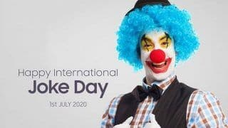 International Joke Day 2020: After a Day of Hard Work And Stress, Chill And Have Fun Reading These Jokes
