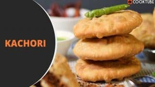 Kachori Recipe: Miss Eating Out? Here's an Indian Street Snack You Can Make at Home