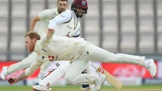 LIVE | ENG vs WI 1st Test, Southampton: Brathwaite, Hope Steady as West Indies Dominate