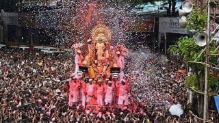 No Lalbaugcha Raja Ganapati to be Installed on Ganeshotsav in Mumbai Due to Ongoing COVID-19 Pandemic