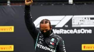 F1: Lewis Hamilton Eases to Victory, Sebastian Vettel And Charles Leclerc Collide in Styrian GP