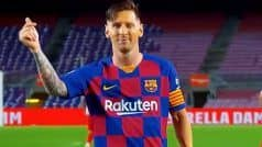 Messi Scores 700th Goal But Barca's Title Hopes Fade Away