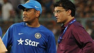 Indian Cricket: MS Dhoni Beats Sourav Ganguly by Slightest of Margins in Battle of The Captains