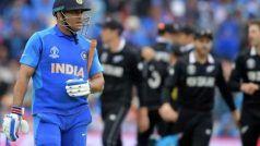 On This Day: न्यूजीलैंड के खिलाफ मिली हार से अब तक उबर नहीं पाए धोनी, वापसी का इंतजार