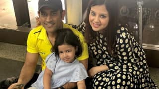 Ms dhoni sakshi dhoni 10th marriage anniversary sakshi dhoni write emotional message for hubby 4075901
