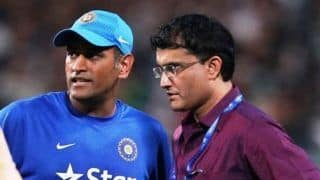Sourav ganguly knew ms dhoni will become big star says kkr former director joy bhattacharya 4091056