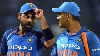 Waqar younis praise transition in indian cricket from sourav ganguly to ms dhoni and dhoni to virat kohli 4077324
