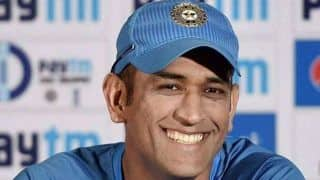MS Dhoni Not Thinking About Retirement, Confirms Manager