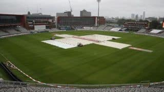 Eng vs wi 3rd test day 4 match couldnt start due to rain till lunch 4095708