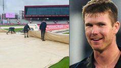 इंग्लैंड ने किया दुनिया पर राज ताकि बिना बारिश की रुकावट के हो सकें मैच, जेम्स नीशम ने ली चुटकी
