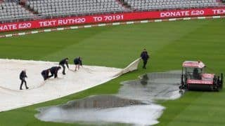 Eng vs wi 3rd test day 4 play abandoned due to heavy rain 4095818