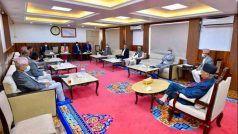 नेपाल की कम्युनिस्ट पार्टी की मीटिंग सोमवार तक के लिए टली, PM ओली पर होना था फैसला