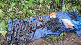 सुरक्षाबलों ने अरुणाचल प्रदेश में मार गिराए 6 उग्रवादी, 4 एके-47 समेत चीनी हथियार जब्त