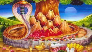 Kab Hai Nag Panchami 2021: इस दिन मनाई जाएगी नाग पंचमी, यहां जानें पूजा का समय और पूजा मन्त्र