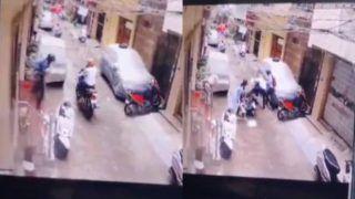 Kidnapping Video: CCTV में हुआ कैद, कैसे किडनैपर्स लेकर भागे 8 साल का बच्चा, वीडियो वायरल कर पुलिस ने सुलझाया केस