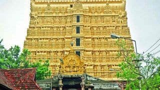 Kerala's Padmanabhaswamy Temple Says Can't pay 11 Crore to State Due to COVID-19 Impact