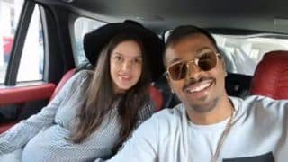 Hardik Pandya-Natasa Stankovic Blessed With a Baby Boy | See Picture