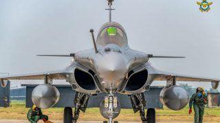 राफेल के इंडक्शन प्रोग्राम में शामिल होंगी फ्रांस की रक्षा मंत्री, चीन व पाकिस्तान के मामले पर मिल सकता है सहयोग