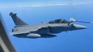 'Outstanding': French Envoy to India Praises Rafale, Photography of Jets on Landing Prohibited