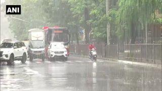 राजधानी दिल्ली के लिए कई हिस्सों में झमाझम बारिश, वायु प्रदूषण से मिलेगी राहत