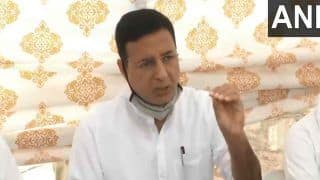 Bihar Assembly Election 2019: 'Our Jale Candidate Was Never Aligned With Jinnah's Ideology', Surjewala Hits Back at Giriraj