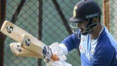 VIDEO : सुरेश रैना के साथ नेट्स में लौटे में  रिषभ पंत, ये भारतीय खिलाड़ी भी शुरू कर चुके हैं प्रैक्टिस