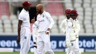 Eng vs wi 2nd test day 1 lunch report roston chase takes only wicket for west indies till lunch 4086810