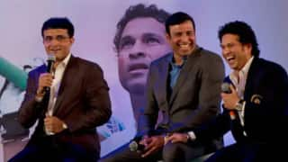 Sourav ganguly reveals why sachin tendulkar did not like to face the first ball 4077186