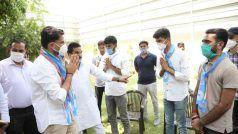 राजस्थान के कई विधायकों समेत सचिन पायलट दिल्ली आए, सोनिया गांधी से मांगा वक्त