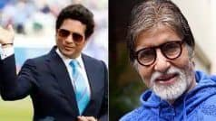 अमिताभ बच्चन को हुआ कोरोना तो सचिन, भज्जी, रैना सहित क्रिकेट जगत ने की जल्द ठीक होने की दुआ