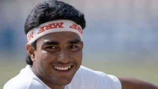 Birthday special sanjay manjrekar hit 569 runs with average of 98 in india tour of pakistan in 1989 4082327