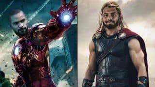 Rishabh pant become thor shreyas iyer play captain america roll in delhi capitals avengers series 4085815