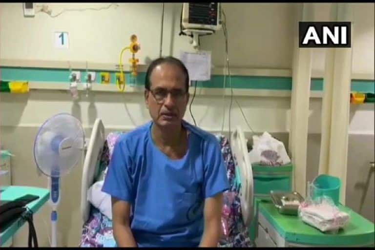 Third COVID-19 Test Report of MP CM Chouhan Also Positive, No Discharge For Now