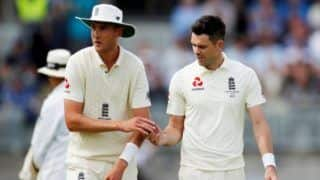 Would be 'Stupid' to Write Off Two World-class Performers: Root Backs Anderson, Broad