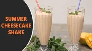 Summer Cheesecake Shake Recipe: Want to Drink And Eat Your Dessert? Just Follow The Steps