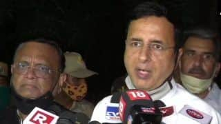 Rajasthan: Surjewala Says State Govt Has Support of 109 MLAs, Urges Pilot to Discuss Situation