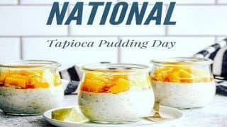 National Tapioca Pudding Day 2020: What This Day is All About And How You Can Make it at Home