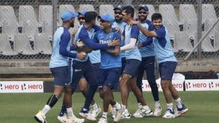 India's Limited-Overs Home Series Against England Set to be Postponed