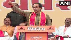सीएम उद्धव ठाकरे का बड़ा बयान, बोले- कर्नाटक से वापस लिए जाएंगे मराठी भाषा वाले इलाके