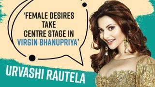 Urvashi Rautela Opens Up About Her Unconventional Role in Virgin Bhanupriya