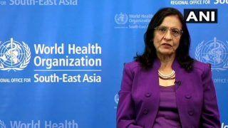 कोविड-19 के खिलाफ लड़ाई में भारत ने सही समय पर उठाए जरूरी कदम: विश्व स्वास्थ्य संगठन