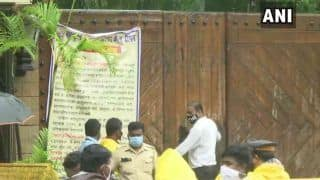 BMC ने अमिताभ के 'जलसा' को कंटेनमेंट जोन घोषित किया,  पुलिस ने अस्पताल और दो बंगलों की सुरक्षा बढ़ाई